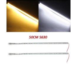 LED-Leisten Für In Haus 2 Tan White