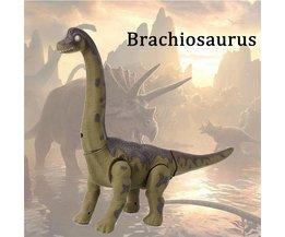 Kunststoff-Dinosaurier Für Kinder Mit Licht & Ton
