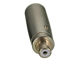 Silver Jack Adapter