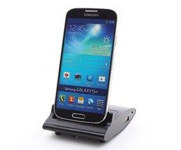 3 IN 1 Dock Mit OTG Für Samsung 9500,9300