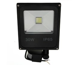 30W LED-Scheinwerfer Mit Sensor
