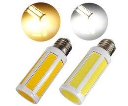 E27 9W COB-LED-Lampe
