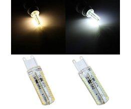 LED-Lampe Mit G9 Kappe Und Dimmbares Licht