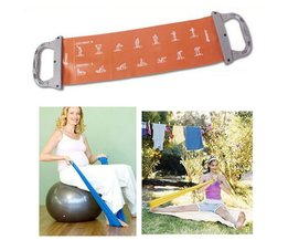 Fitness-Elastische Band-Yoga