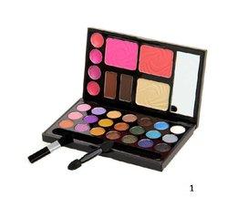 Palette Mit Make-Up