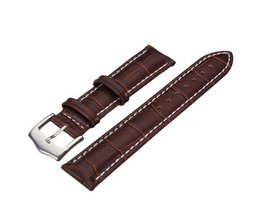 Brown PU-Leder-Armband
