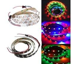 RGB LED Streifen Mit 1 M Länge Und Ändern Von Farben