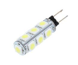 G4 LED Lampe 4.5W 18 SMD 5050 LED 12V
