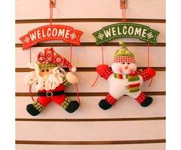 Willkommen Platte Für Weihnachten