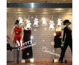 Fensteraufkleber Für Weihnachten