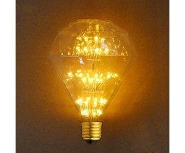 LED Birne E27 Warm Weiß