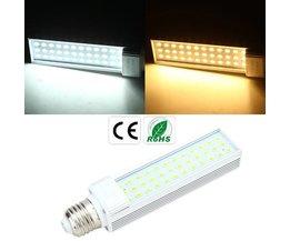 Weiße LEDs In Zwei Tönen Mit Sockel E27