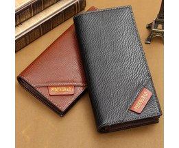 Lange Brieftasche Für Männer