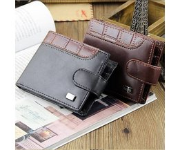 Braun Oder Schwarz Wallet
