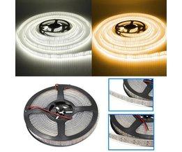 5M Wasserdichte LED-Streifen Mit Zweireihig