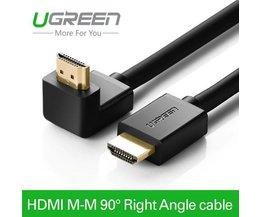 Ugreen HDMI Kabel Mit Corner 1 Meter