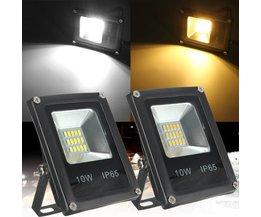 LED-Scheinwerfer Für Den Außenbereich In Zwei Farben