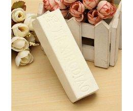 Polierpaste-Block
