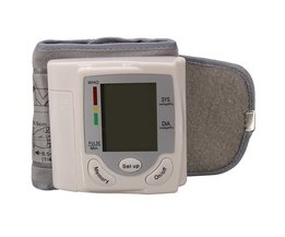 Blutdruckmessgerät Mit Handgelenk