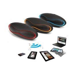 Bluetooth 3.0 Mini-Lautsprecher Mit Mic TF FM