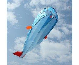 3D Fisch Kite