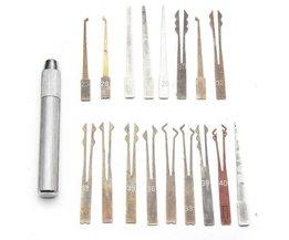 Lockpick Werkzeuge Pro Set 18 Stück