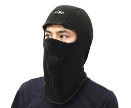 Fleece Balaclava Für Einen Vollständigen Schutz Für Gesicht Und Kopf