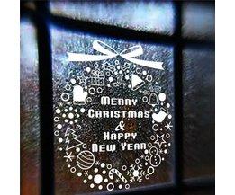 Aufkleber Für Fenster Für Weihnachten