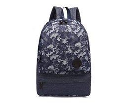 Camouflage Rucksack Für Die Schule Oder Reise