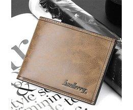 Karteninhaber Für Männer Leder
