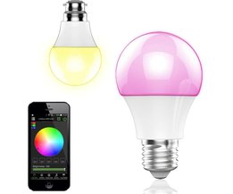 Smart LED-Lampe Mit App Mode