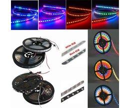 Wasserdichte RGB-LED-Streifen-4M