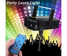 LED-Laser-Projektor