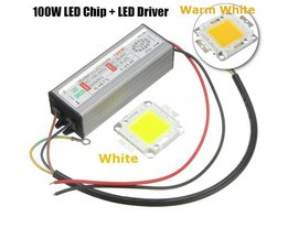 High Power 100W LED Chip Mit Treiber
