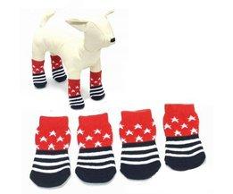 Socken Mit Anti-Rutsch Für Hunde