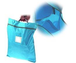 Wasserdichte Tasche Mit Reißverschluss Für Schuhe Und Wäsche