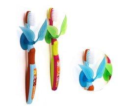 Farbige Zahnbürstenhalter