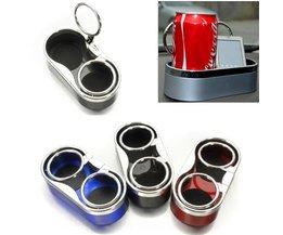 Dual Getränkehalter Für Auto