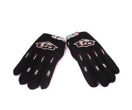 Schwarze Handschuhe Für Motor
