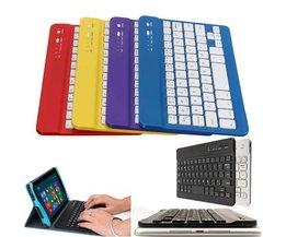 Aluminium Bluetooth Tastatur Mini
