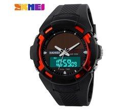 SKMEI 1056 Digital-Uhr Der Männer In Verschiedenen Farben