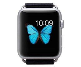 Momax Leder-Band-Bügel Für Apple-Uhr