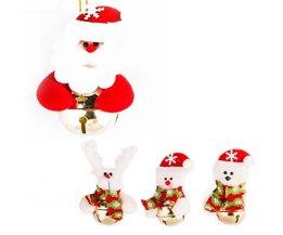 Weihnachtspuppen Mit Glocke Für Weihnachten