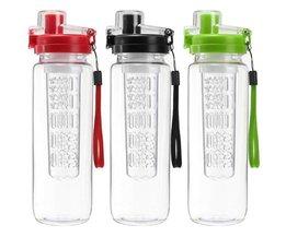 Fruchtwasserflasche Mit Filter 700ML