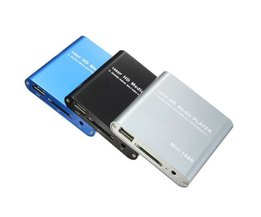Mini-USB / SD Media Player