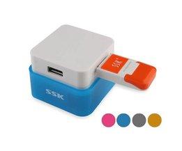 Micro USB 2.0 Hub