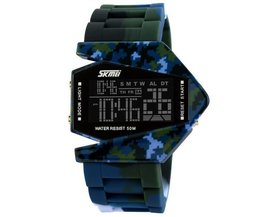 SKMEI 0817B Camouflage-Uhr