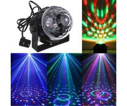 Mini-Disco-Licht LED RGB