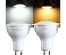 Lampe LED-Beleuchtung GU10