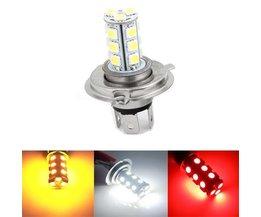 H4-LED Für Auto In 3 Hellen Farben